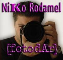 Niko Rodamel, un photographe qui a l'oeil et le bon !